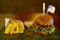 Texas Beef Brisket Sandwich image