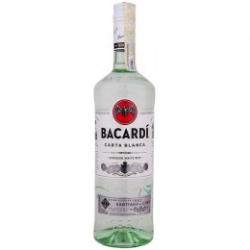 Bacardi Carta Blanca 1L image