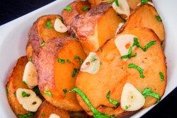 Cartofi à la sarladaise
