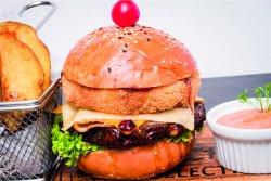 Cheeseburger Tex-Mex