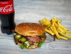 -50%: Big Bacon Burger image