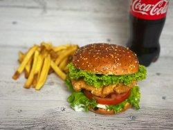 Homestyle Chicken Burger