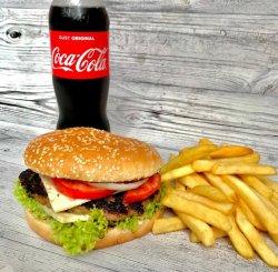 BlueCheese Burger