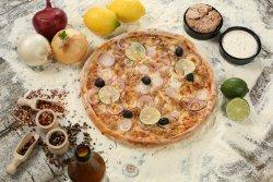 Pizza al tono  image