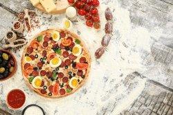 Pizza capriciosa 1+1 image