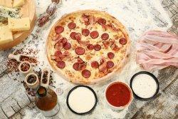 Pizza carnivore 1+1 image