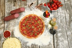 Pizza diavolo 1+1 image