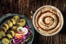 Meniu Veggie Falafel image