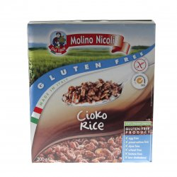 Fulgi orez in ciocolată NICOLI 300G MPL