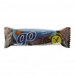 Baton musli ciocolată cacao fără gluten GO 23g MPL