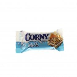 Baton cereale cremă lapte și miere Corny 30g MPL