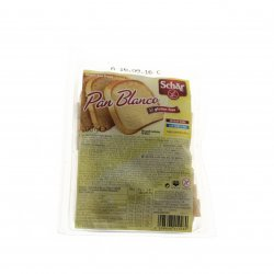 Pâine albă felii Pan Blanco 200g SCH