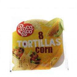 Tortilla porumb Poco Loco 320g MPL