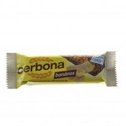 Baton din cereale cu banane CERBONA 20g MPL