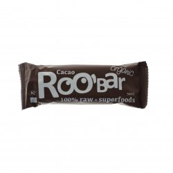 Baton Roobar cacao RAW ECO 50g BHS
