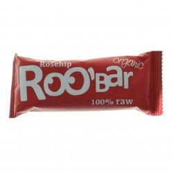 Baton Roobar măceșe RAW ECO 50g BHS