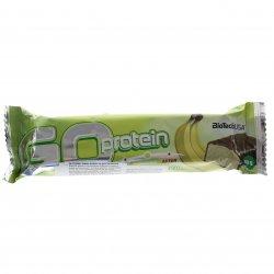 Baton proteic banană Biotech 80g MPL