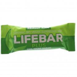 Lifebar baton chia orz verde RAW ECO 47g BHS