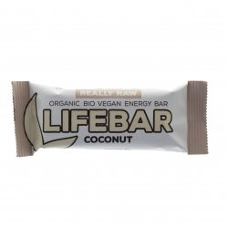 Lifebar baton cocos RAW ECO 47g BHS