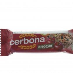 Baton din cereale cu vișine CERBONA 20g MPL