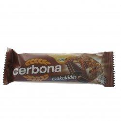 Baton din cereale ciocolată CERBONA 20g MPL
