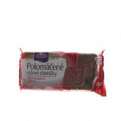 Turte orez glazură cioco Racio 100g MEL