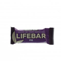 Lifebar baton smochine RAW ECO 47g BHS