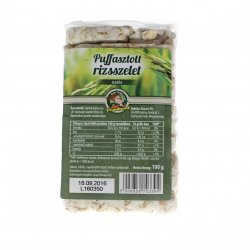 Vegabond turte orez natur 100g MPL