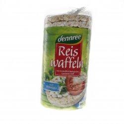 Turte orez expandat sare BIO Denree 100g MPL