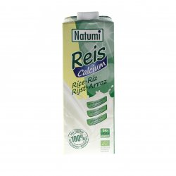 Lapte orez calciu BIO NATUMI 1L MPG