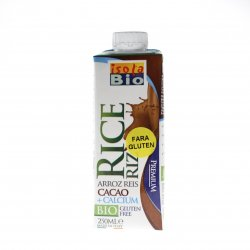 Băutură orez calciu cacao 250ML BMN