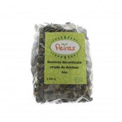 Seminţe decorticate crude dovleac BIO 250g PET