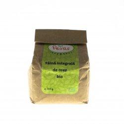 Făină integrală orez BIO 500G PET