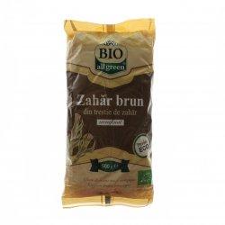 Zahăr brun dark din trestie BIO 500g BLG