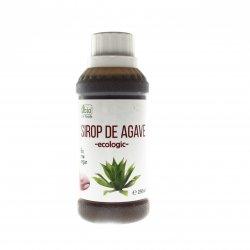 Sirop de agave raw dark BIO 250g BHS