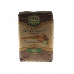 Făină integrală de grâu BIO 1 kg BLG