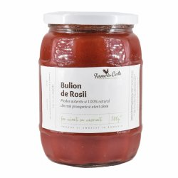 Bulion de roșii – 800g