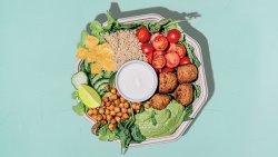 Falafel & Quinoa image