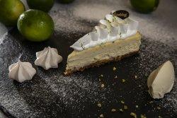 Cheesecake cu lime și bezea