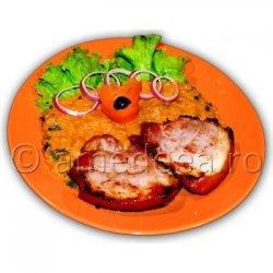 Ciolan de Porc cu fasole
