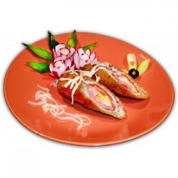Cordon Bleu de porc image