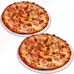 Pizza Prosciutto & Gorgonzola 1+1 image
