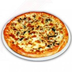 Pizza Funghi e Salami 1+1 image