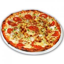 Pizza Mexicană cu Pui image