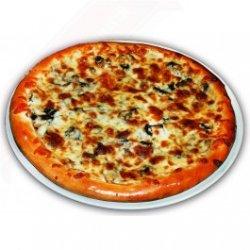 Pizza Prosciutto e Funghi 1+1 image