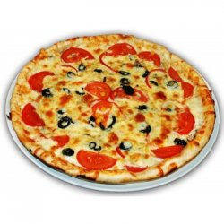 Pizza Vegetariana image