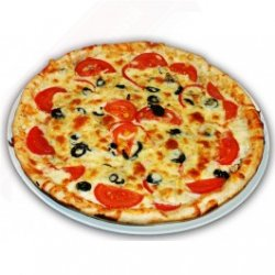 Pizza Vegetariana 1+1 image