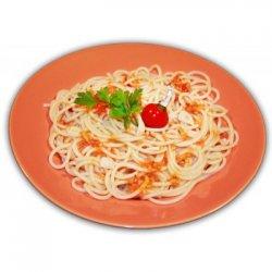 Spaghetti Olio Aglio e Peperoncini image