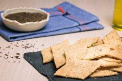 Crackers cu chimen