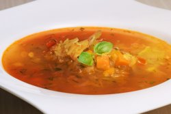 Supă de varză cu turmeric si ghimbir image